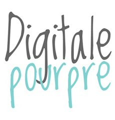 Logo Digitale pourpre